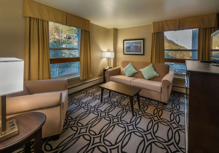 Juneau Hotel Coupons for Juneau  Alaska   FreeHotelCoupons com Westmark Baranof Hotel