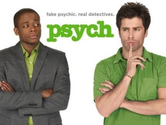 Why I love watching Psych!
