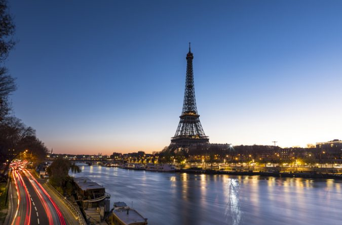 Eiffel Tower Photography Copyrights