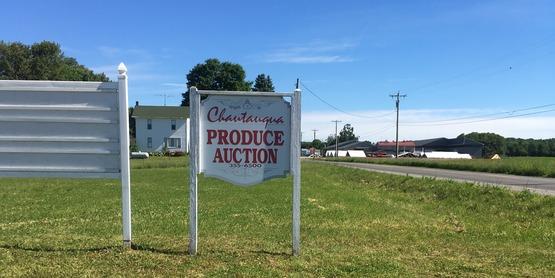 Cornell Cooperative Extension   Chautauqua Produce Auction