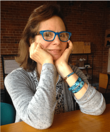 Challah Connection's Jane Moritz