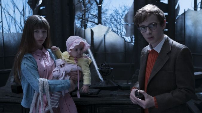 Image result for lemony snicket's a series of unfortunate events netflix