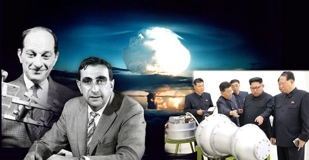 Image result for The Jewish Designers of North Korea's Hydrogen Bomb