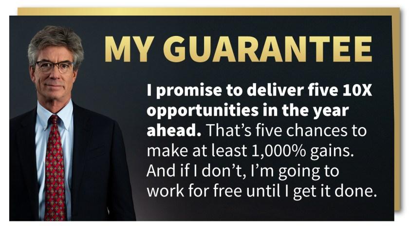 Alex's Guarantee