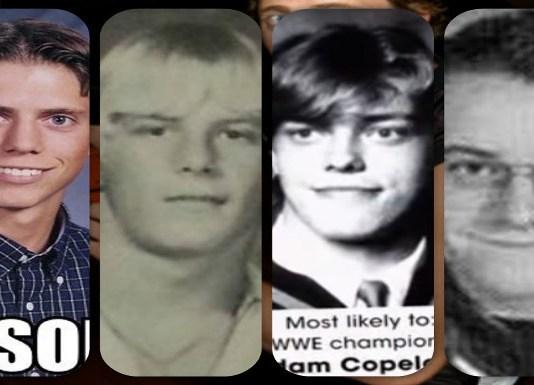 wwe superstars in high school