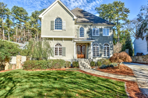 Enchanting Executive Renovation in Brookhaven (Previously ...