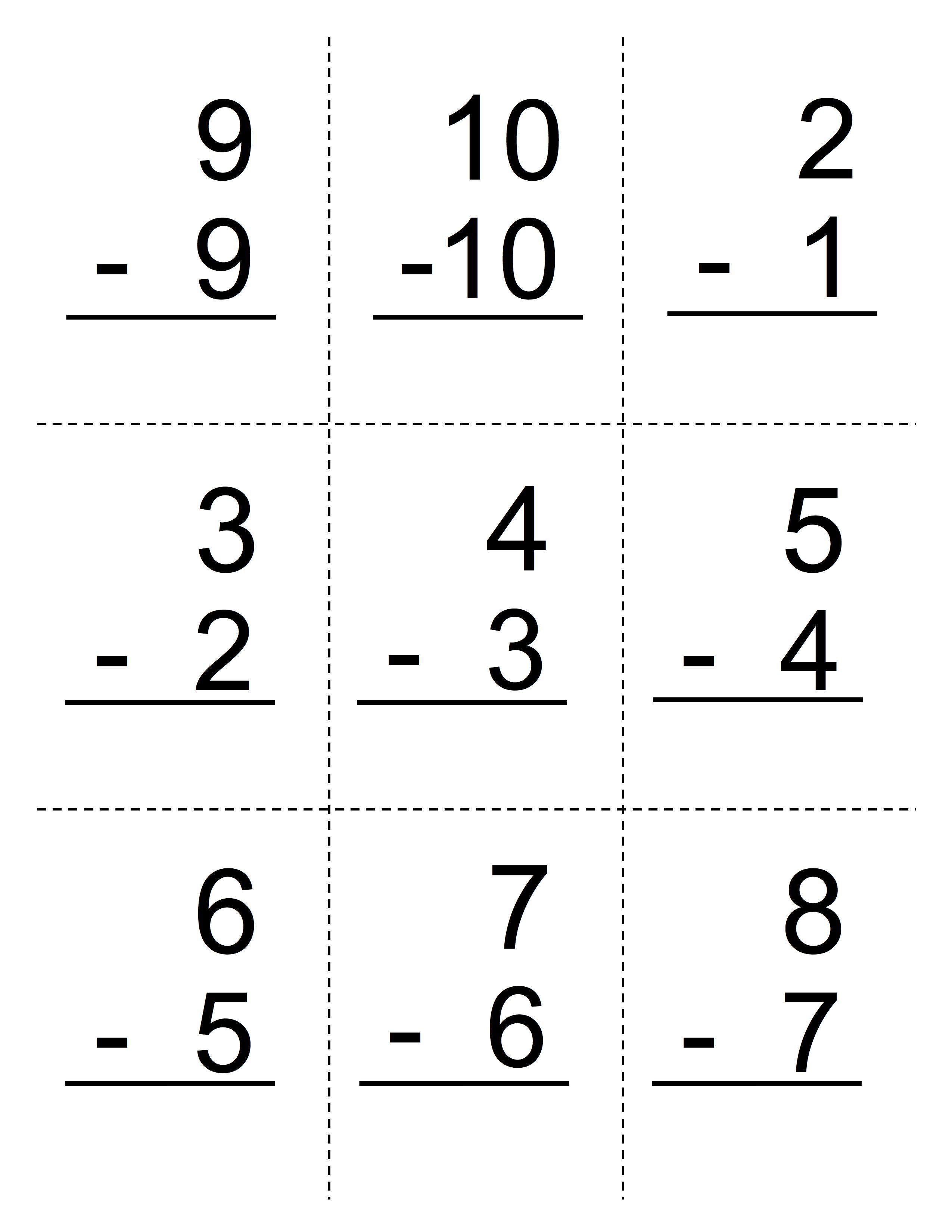 Valentine S Addition Subtraction Worksheet