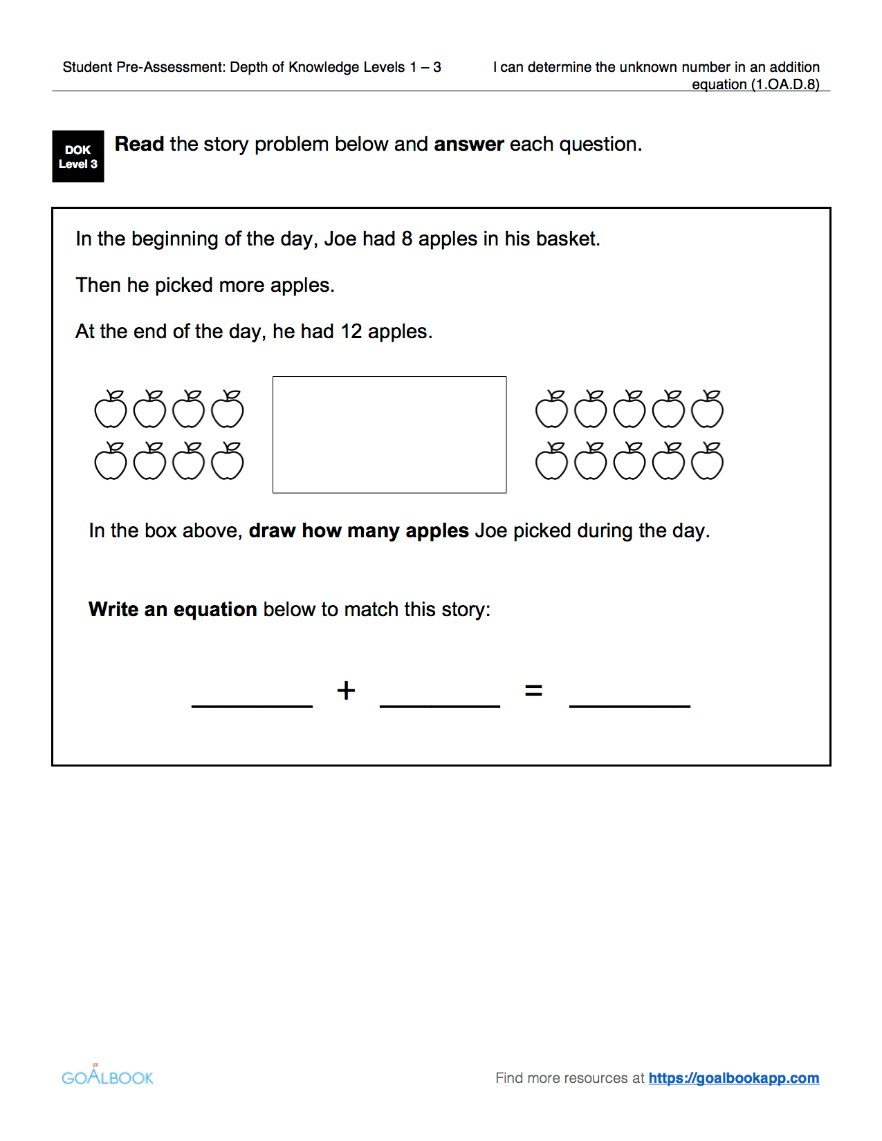 1 Oa 8 Determine The Unknown Number