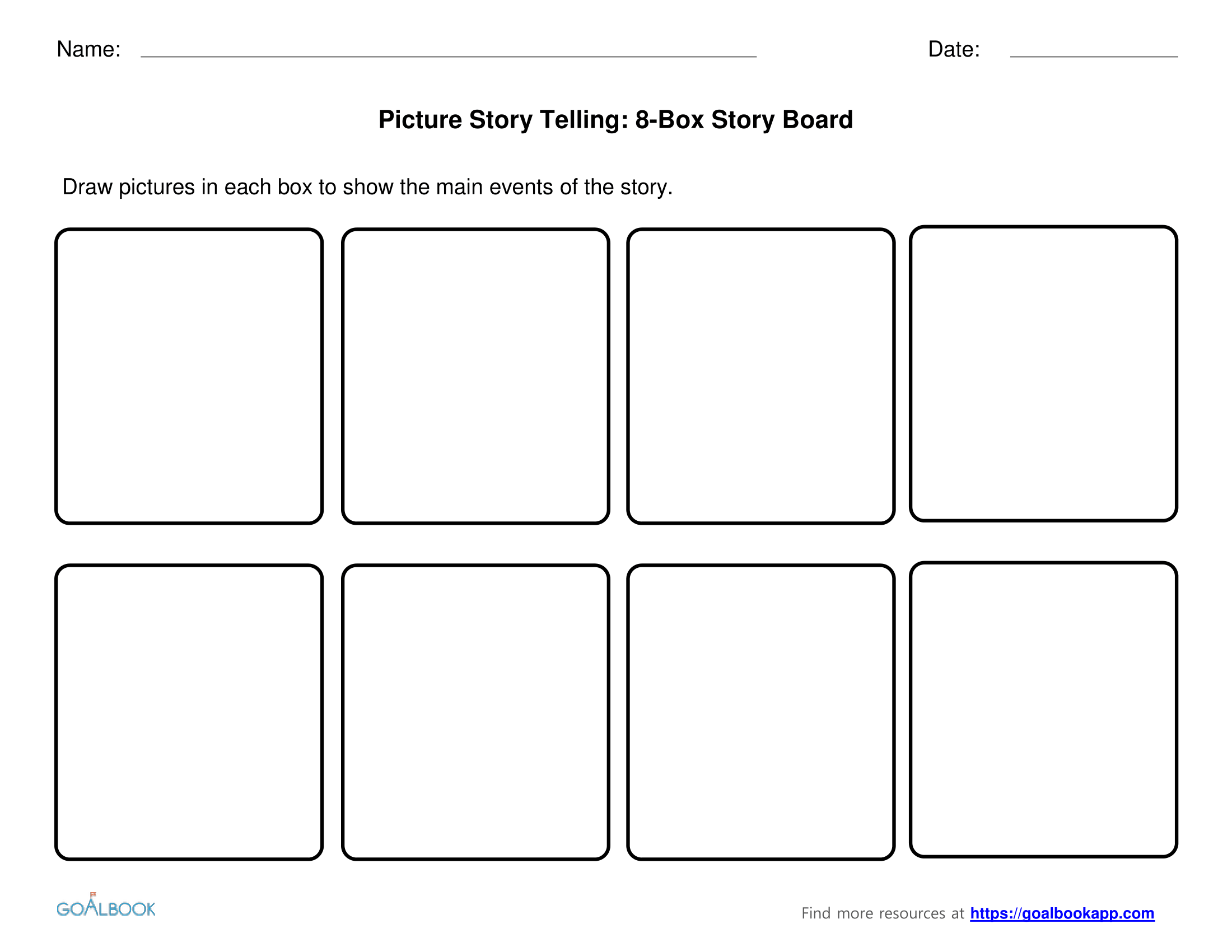 10 Frame Worksheet Template