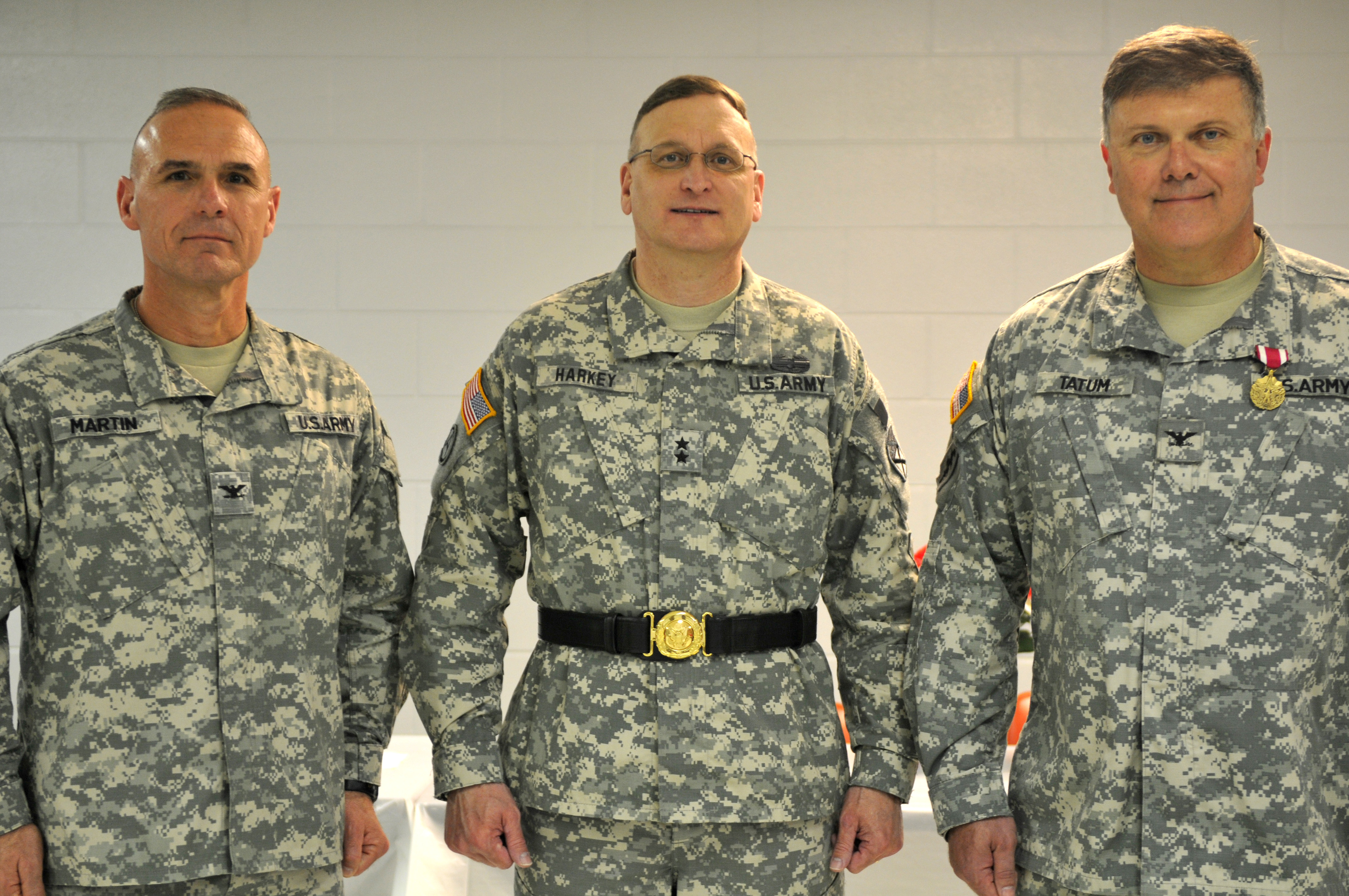 621st Troop Support Command has Change of Command Ceremony
