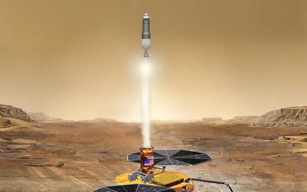 NASA's Perseverance rover launch kicks off audacious Mars ...