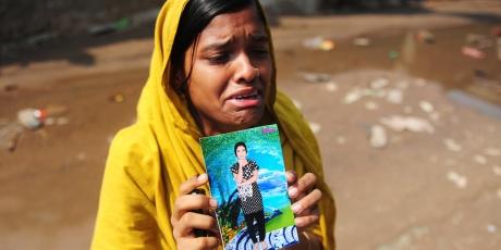 Foto tratta dal sito di Avaaz