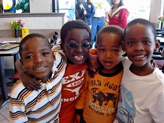 Abrham, Gavin, Tekle, Jeremiah