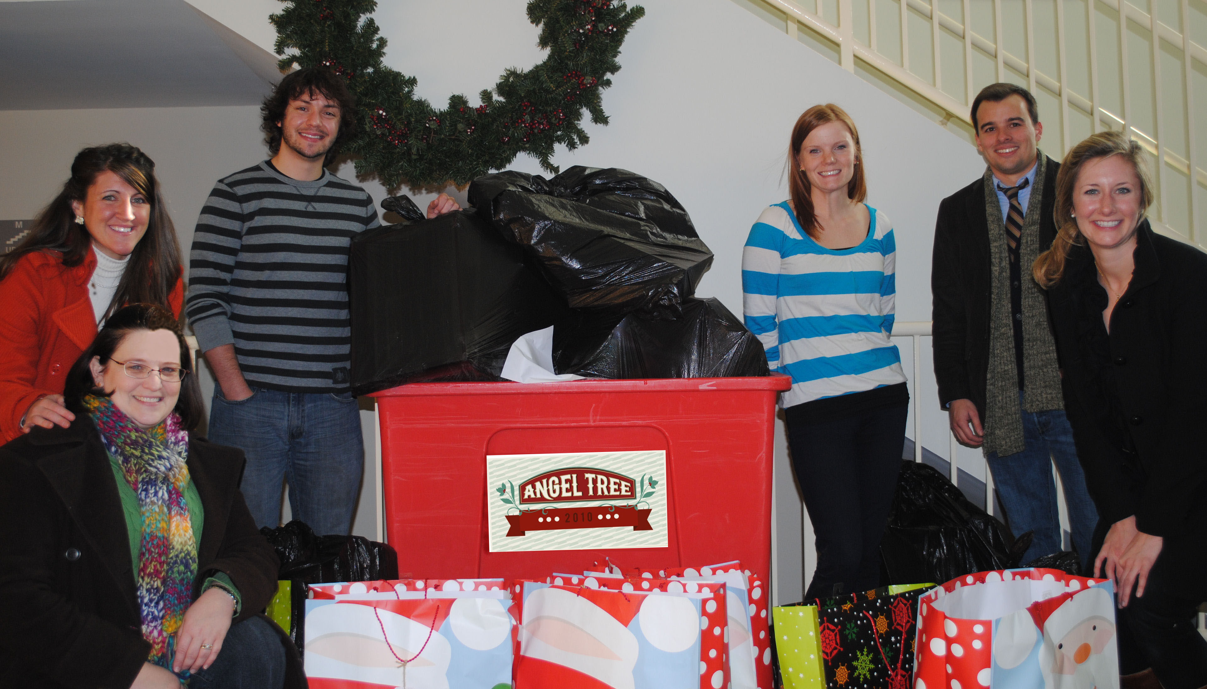 Foster care christmas gifts
