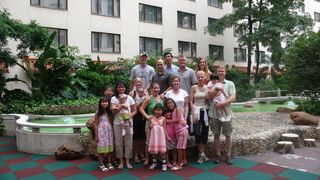 America World China adoption