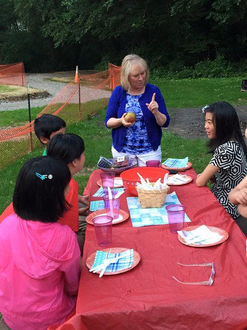 Esol picnic 2