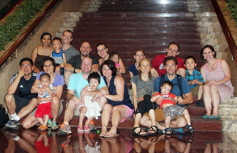 June China Families 2015