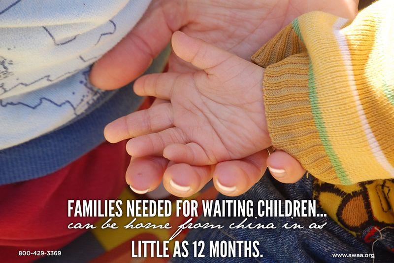 Waiting Children Need Families sm