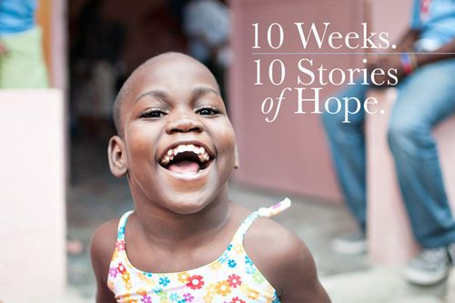 10 Stories of Hope