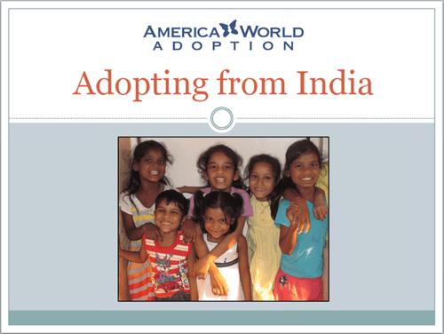 India Webinar