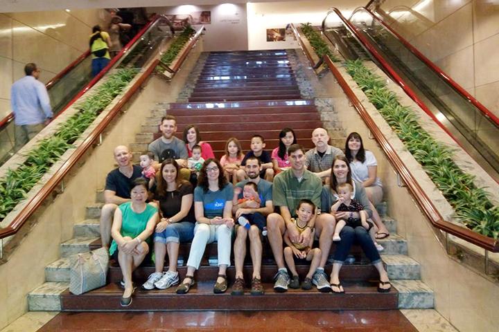 China Families 1