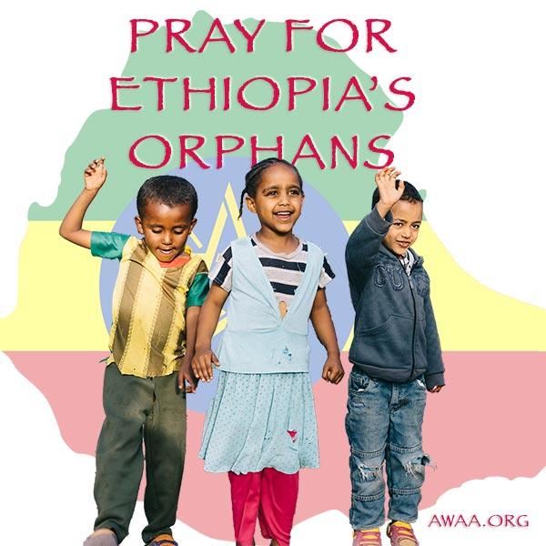 Ethiopia Bans Foreign Adoptions