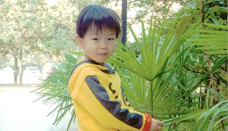 China waiting children