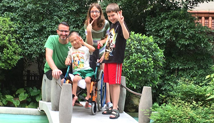 older child adoption china