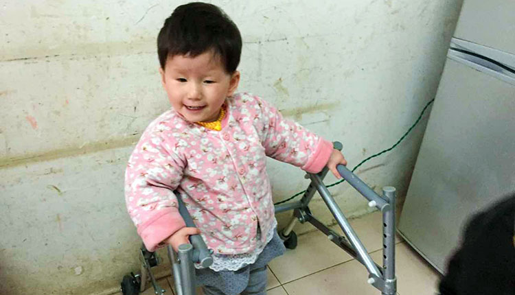 cerebral palsy adoption