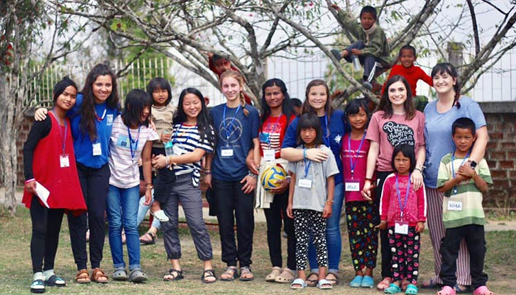 central asia mission trip