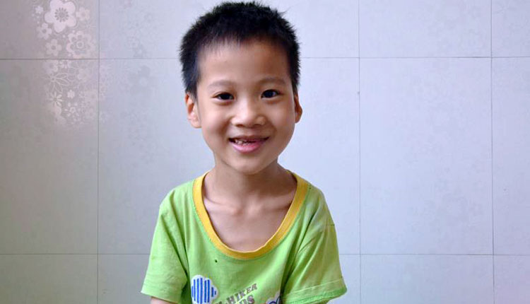 adopt a boy from China