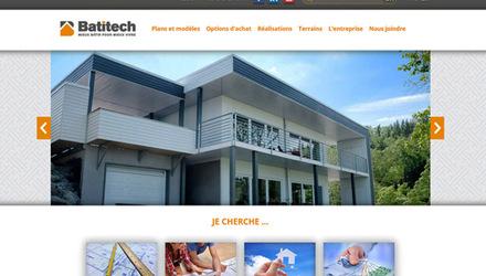 Site web Batitech