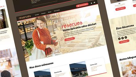 Alias Entrepreneur•e - Design Web