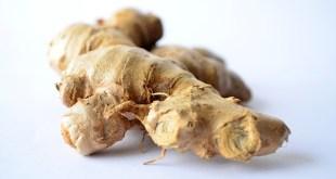 ginger skin