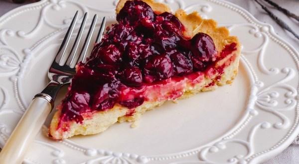 Berry Almond Crisp Recipe