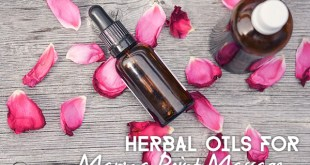 Herbal Oils For Marma Massage (Marma Chikitsa)