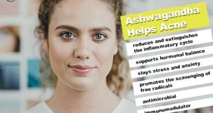 How Ashwagandha Helps Acne