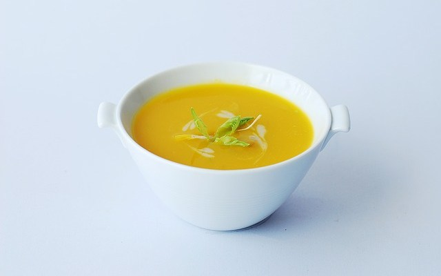 Vata And Pitta Pacifying Pumpkin Soup Recipe