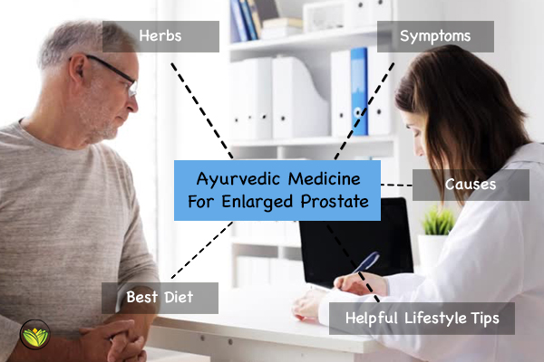 Enlarged Prostate? This Is The Ayurvedic Approach: Diet, Lifestyle, Herbs + Yoga