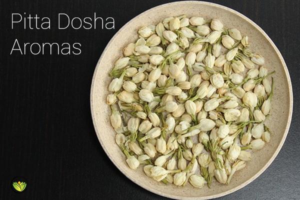 Perfumes + Scents: Cooling Aromas For Pitta Dosha (Pitta Aromas)