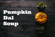 Pumpkin Lentil Curry (Pumpkin Moong Dal - Pumpkin Dal Recipe)