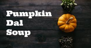 Pumpkin Lentil Curry (Pumpkin Moong Dal - Pumpkin Dal Recipe)