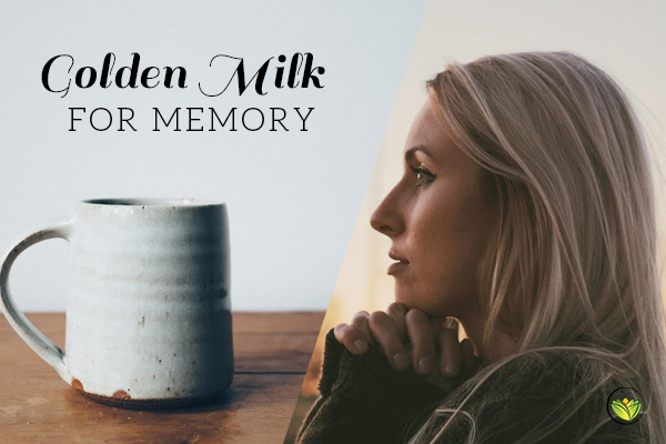 Golden Milk For Memory