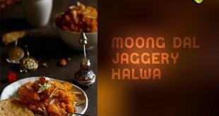Ayurvedic Holiday Sweets: Moong Dal Jaggery Halwa