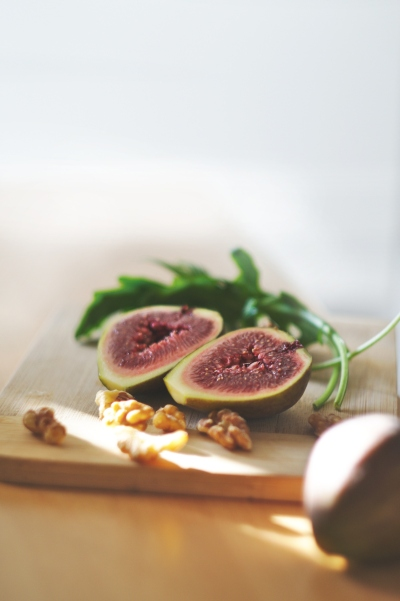 Figs are great for Vata dosha. Plus vata pacifying pumpkin mac and cheese brown rice recipe.