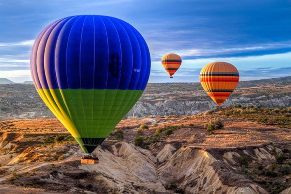 hot air balloon grand canyon # 24