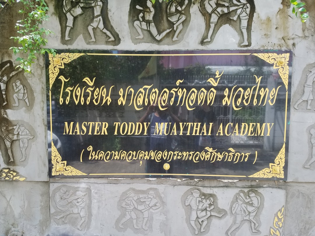 Master Toddy's Muay Thai Academy