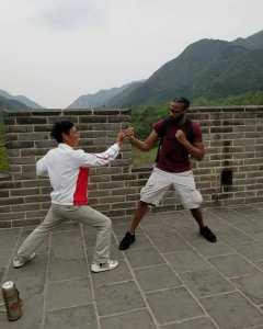 Club Trip to China
