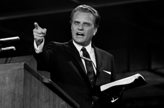 Statue of Billy Graham to Replace That of White Supremacist in U.S. Capitol's Statuary Hall