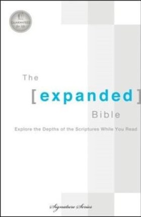 Learn how to Select A Bible Translation Utilizing the Expanded Bible